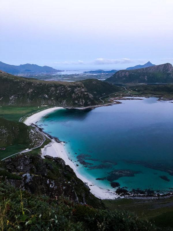 The views in Lofoten never leave you empty handed in terms of amazing photographs.