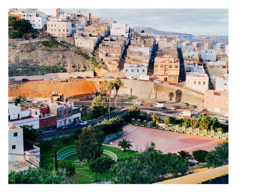 The idyllic scenery of Gran Canaria shot through the Black Eye Pro Portrait Tele G4 lens.