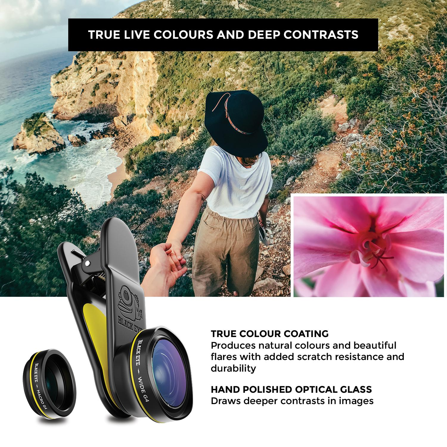 True color coating and hand polsihed optical glass