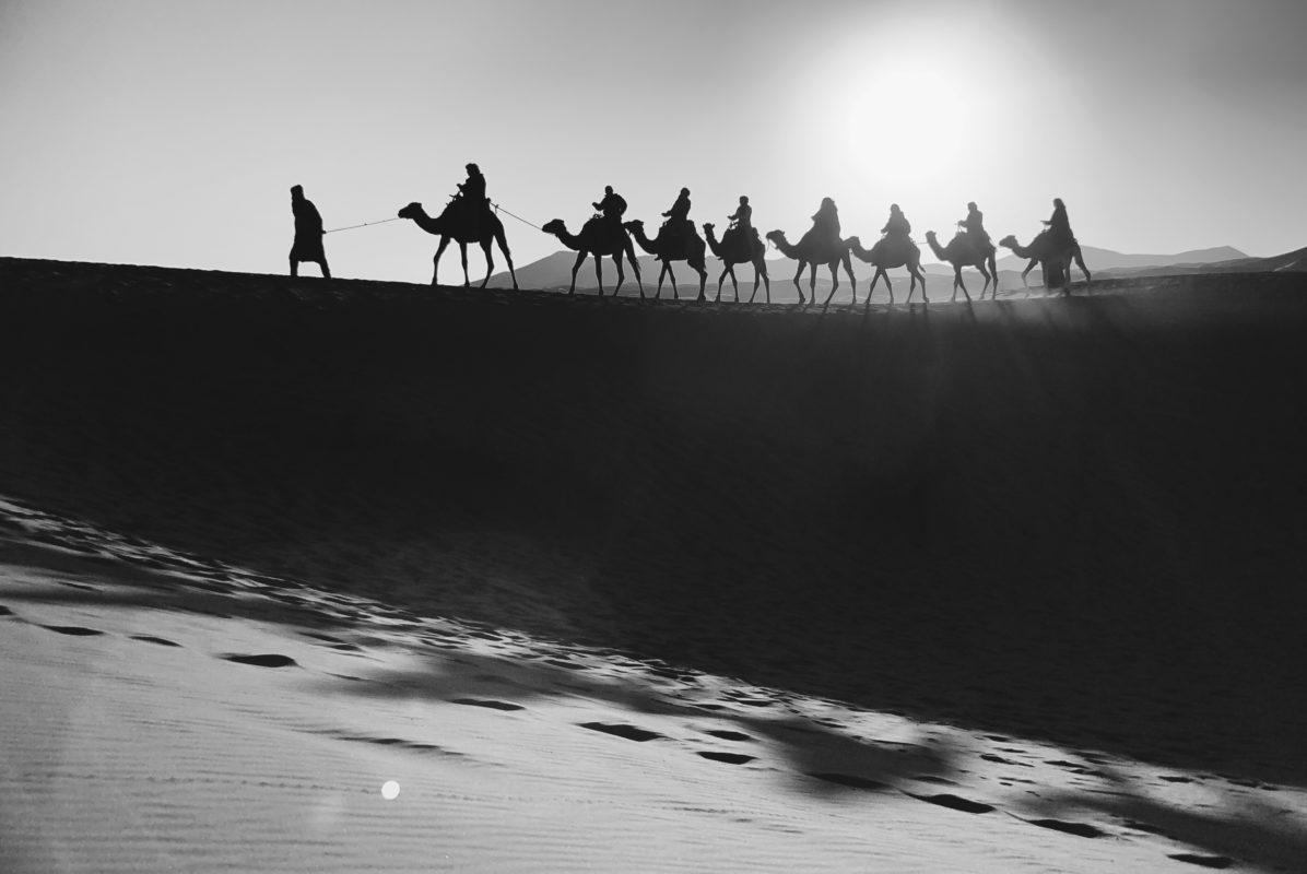 Morocco photographed with iPhone 11 Pro & Black Eye Lenses | Black Eye